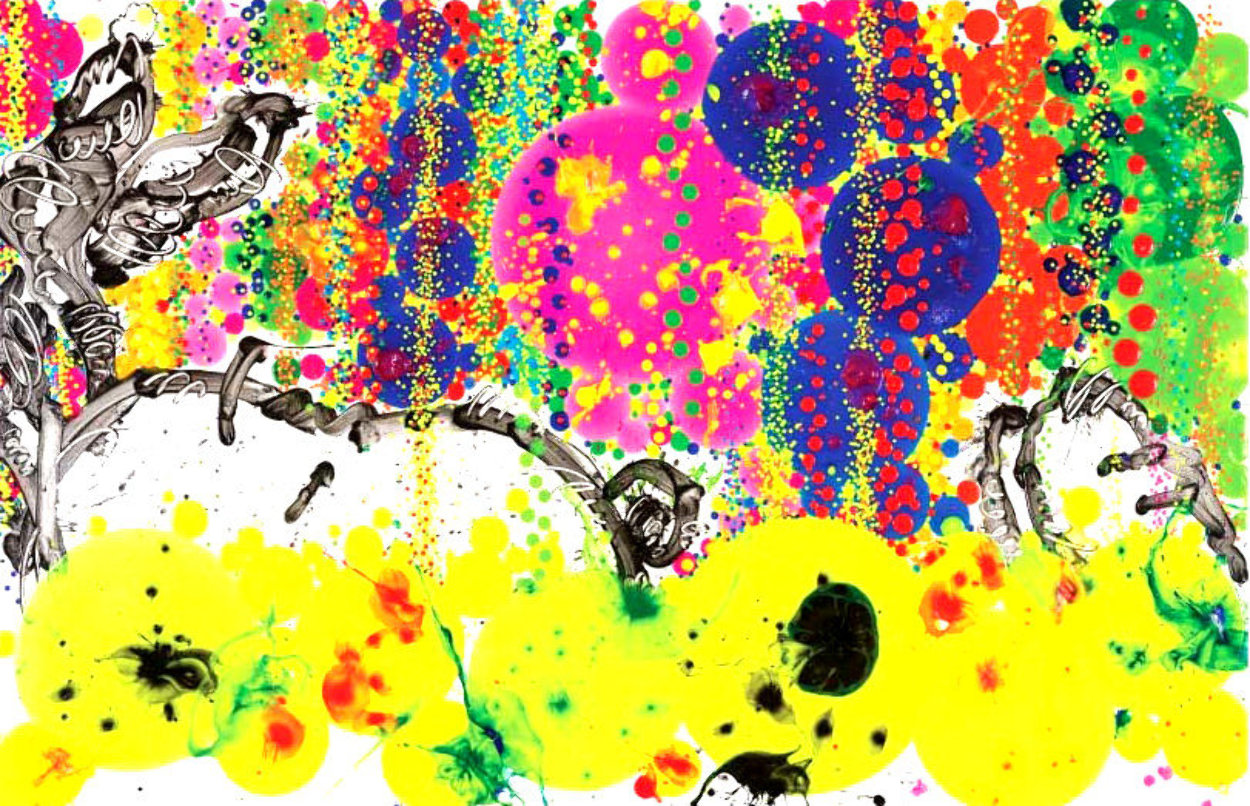 Sleeping Beauty (Disney) Limited Edition Print by Tom Everhart