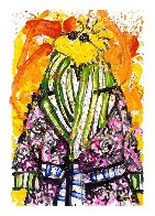 Shorty Wearing Jim Dine Limited Edition Print by Tom Everhart - 1