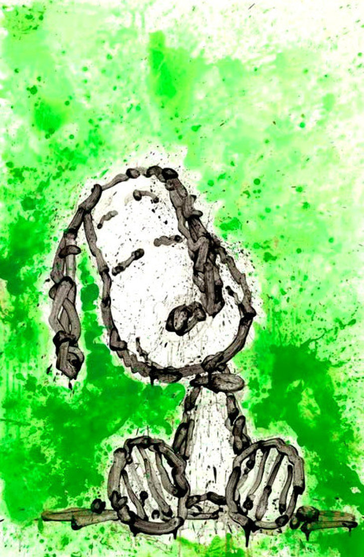 Gang Star Dreams PP Limited Edition Print by Tom Everhart