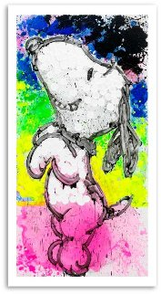 Performance Art II Limited Edition Print - Tom Everhart