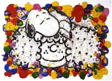 Why I Like Big Hair 2009 Limited Edition Print by Tom Everhart