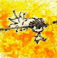 Mr Big Stuff Dreams (Andy Warhol): Homie Dreams Suite 2012 Limited Edition Print by Tom Everhart - 4