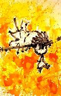 Mr Big Stuff Dreams (Andy Warhol): Homie Dreams Suite 2012 Limited Edition Print by Tom Everhart - 0