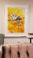 Mr Big Stuff Dreams (Andy Warhol): Homie Dreams Suite 2012 Limited Edition Print by Tom Everhart - 1