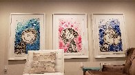 Hipster Dog Dreams (Philip Guston): Homie Dreams Suite 2012 Limited Edition Print by Tom Everhart - 6