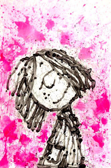 Homegirl Dreams (Bridget Riley): Homie Dreams Suite 2012 Limited Edition Print by Tom Everhart