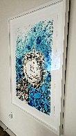 Samo Dreams (Jean-Michel Basquiat): Homie Dreams Suite 2012 Limited Edition Print by Tom Everhart - 2
