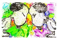 My Brothers And Sisters Limited Edition Print by Tom Everhart - 1