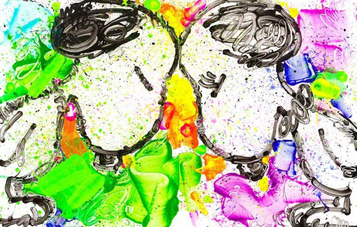 My Brothers And Sisters Limited Edition Print by Tom Everhart