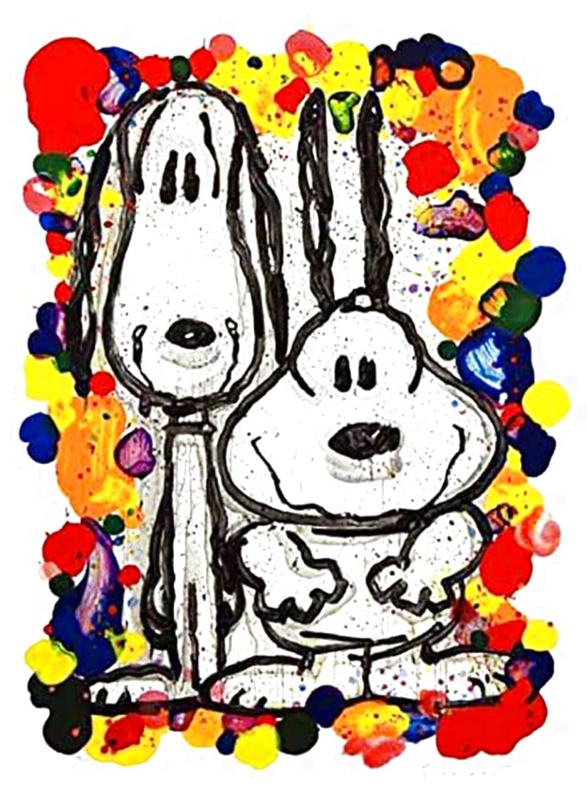 Wait Watchers 2000 Limited Edition Print by Tom Everhart