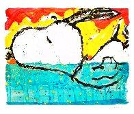 Bora Bora Boogie Oogie 2007 Limited Edition Print by Tom Everhart - 1