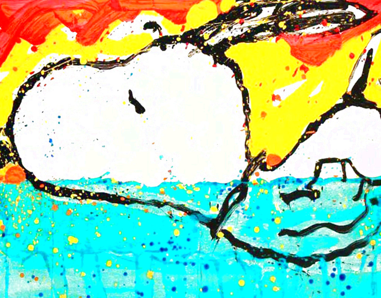 Bora Bora Boogie Oogie 2007 Limited Edition Print by Tom Everhart