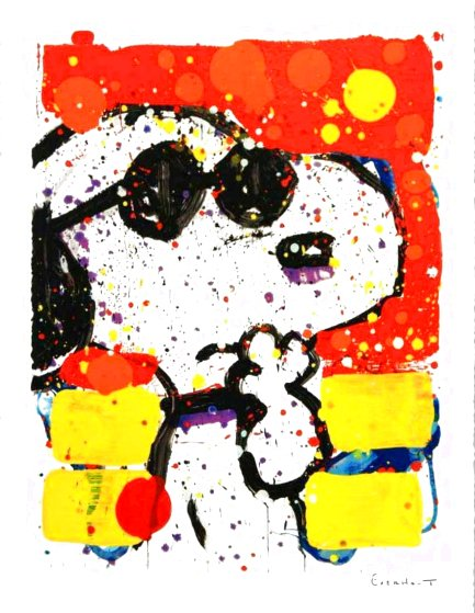 Cool and Intelligent 2002 Limited Edition Print by Tom Everhart