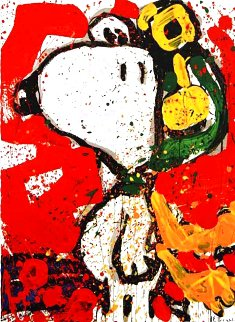 To Remember...salute 2000 Limited Edition Print - Tom Everhart