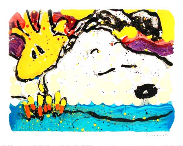 Bora Bora Boogie Bored 2003 Limited Edition Print by Tom Everhart