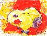 Kiss is Just a Kiss 1999 Limited Edition Print by Tom Everhart - 0