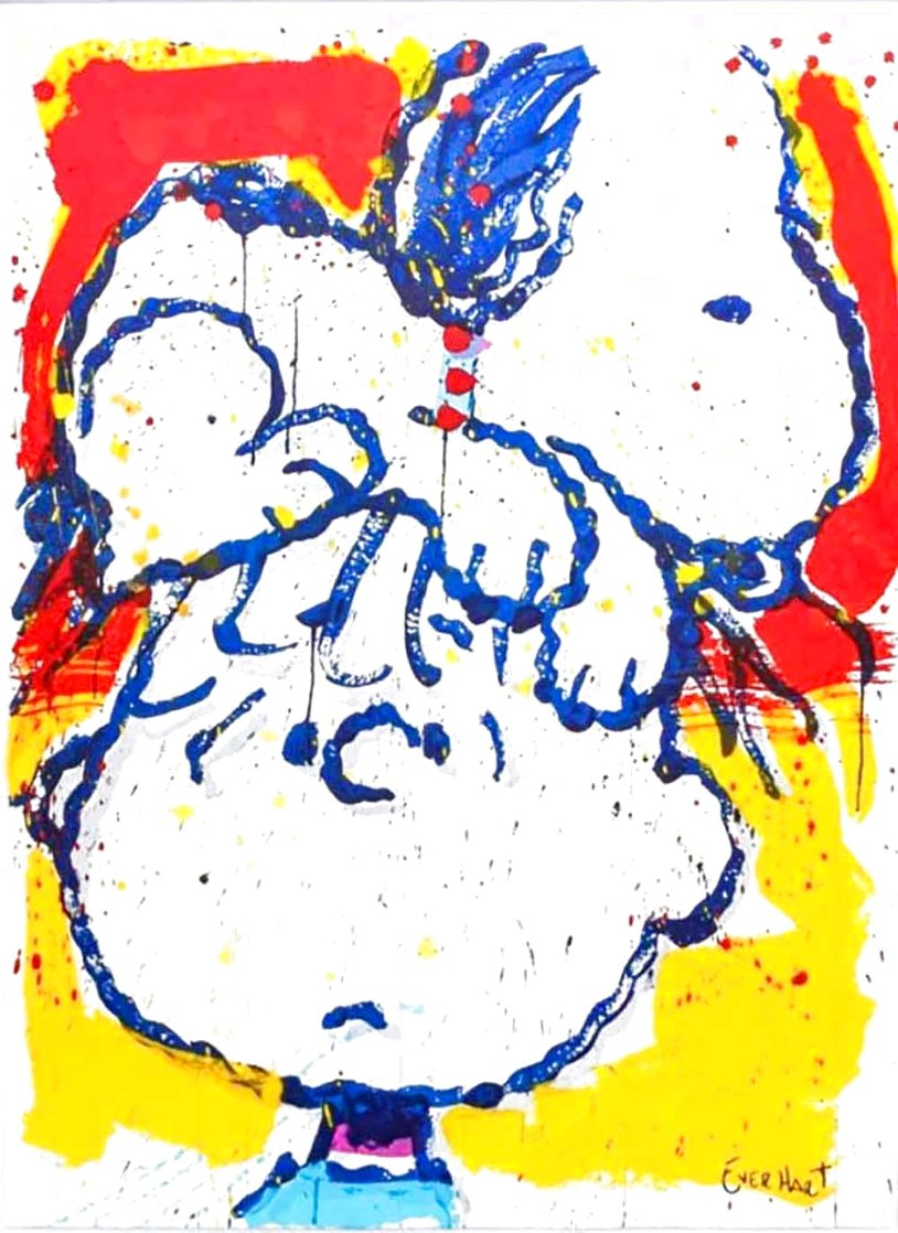 Hair Club For Dogs 2000 Limited Edition Print by Tom Everhart