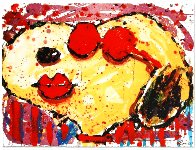 Very Cool Red Lips 2001 Limited Edition Print by Tom Everhart - 0