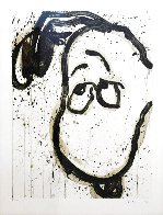 I Can't Believe My Ears, Darling 2002 Limited Edition Print by Tom Everhart - 1