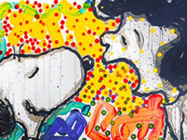Drama Queen 2006 Limited Edition Print by Tom Everhart