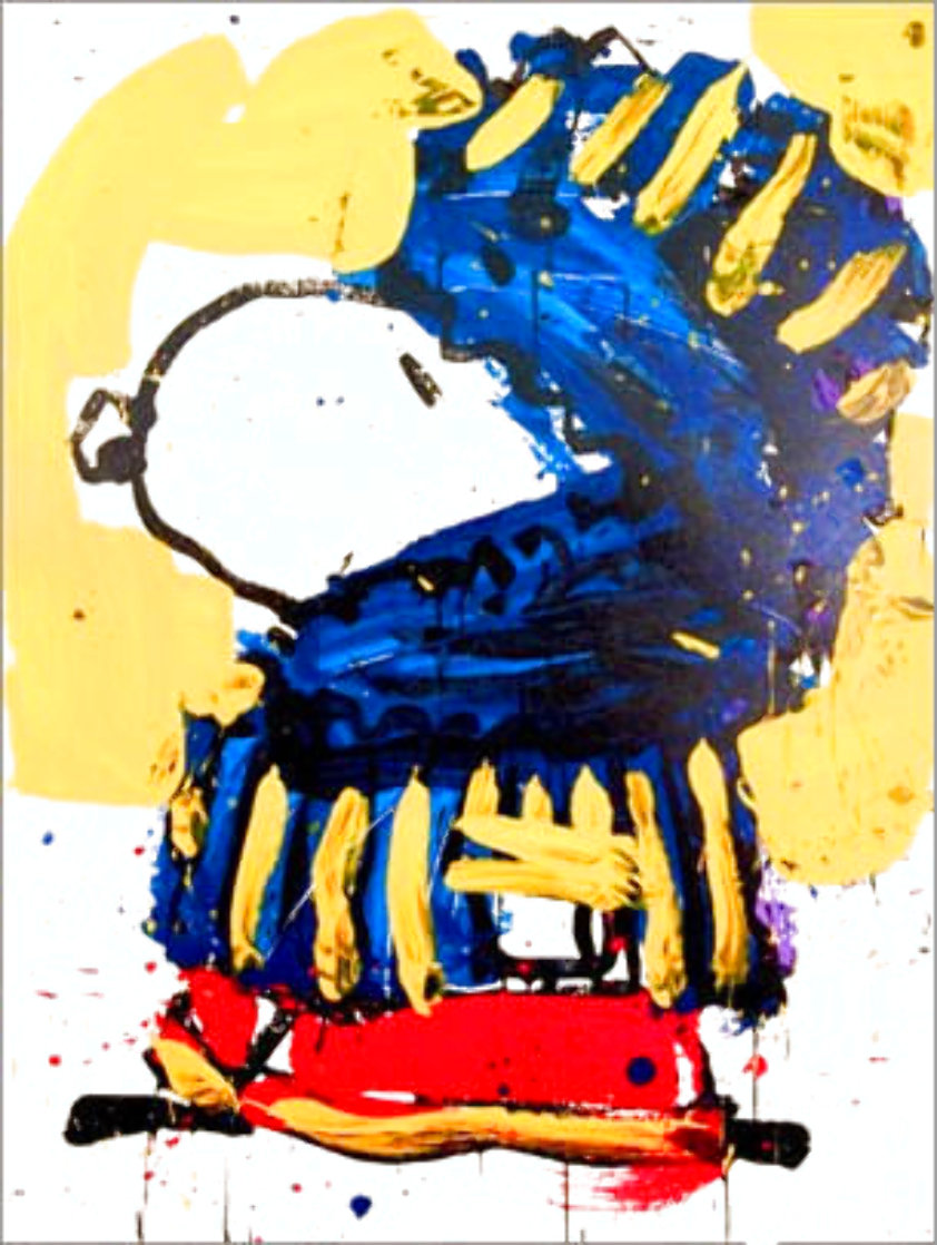 March Vogue 2001 Limited Edition Print by Tom Everhart