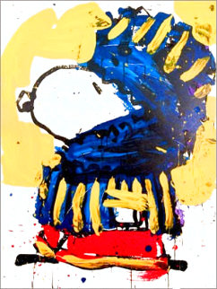 March Vogue Limited Edition Print - Tom Everhart