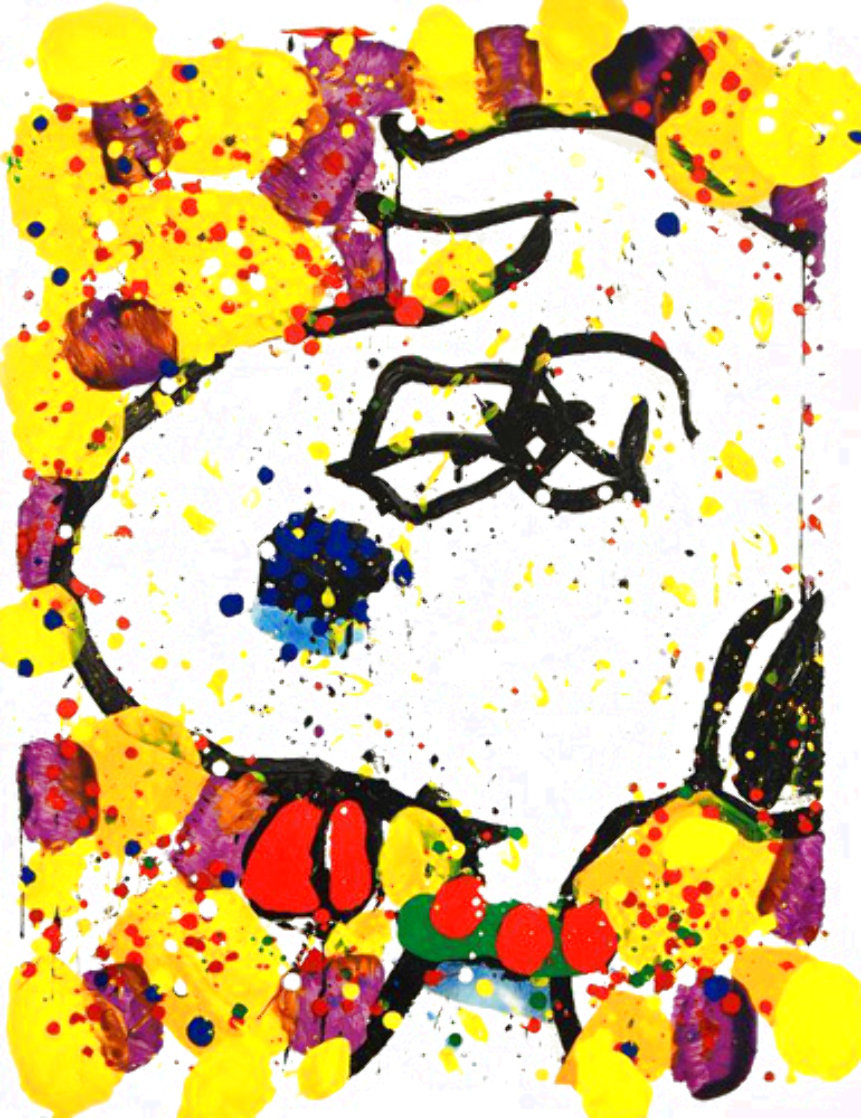 Squeeze the Day - 2001 Wednesday Limited Edition Print by Tom Everhart