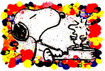Superstar 2009 Limited Edition Print - Tom Everhart