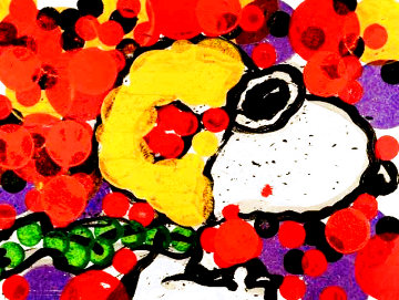 Synchronize My Boogie Morning Limited Edition Print - Tom Everhart