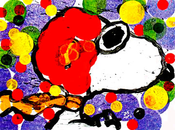Synchronize My Boogie Evening Limited Edition Print - Tom Everhart