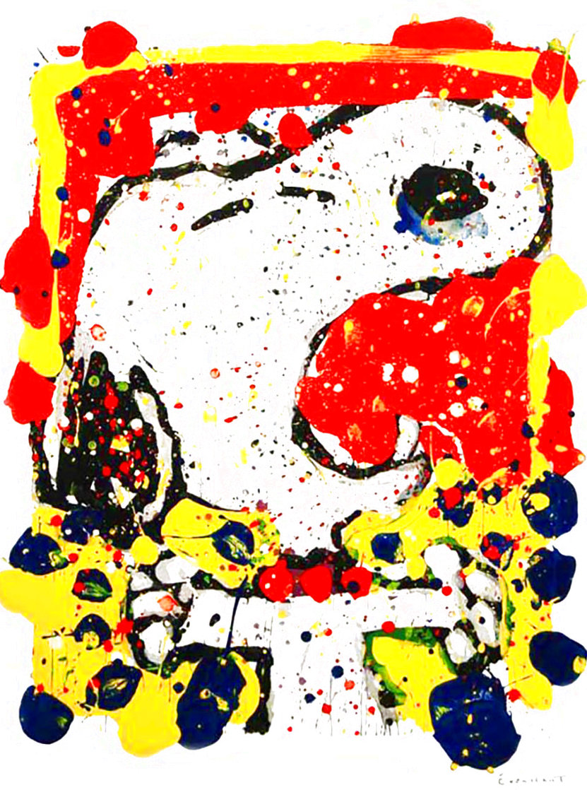 Squeeze the Day Friday 2001 Limited Edition Print by Tom Everhart
