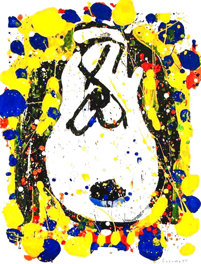 Squeeze the Day Tuesday 2001 Limited Edition Print by Tom Everhart