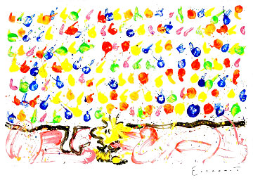 Tweet Tweet 2000 Limited Edition Print - Tom Everhart
