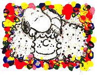 Why I Like Big Hair 2010 Limited Edition Print by Tom Everhart - 0
