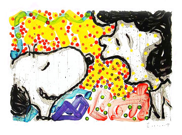 Drama Queen 2006 Limited Edition Print - Tom Everhart