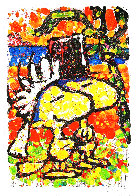 Hitched 2007 Limited Edition Print by Tom Everhart - 1