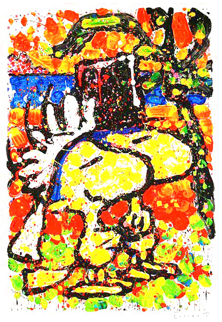 Hitched 2007 Limited Edition Print by Tom Everhart