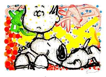 Super Sneaky 2006 Limited Edition Print - Tom Everhart