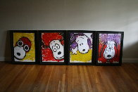 To Every Dog There Is a Season (Suite of 4) Limited Edition Print by Tom Everhart - 1