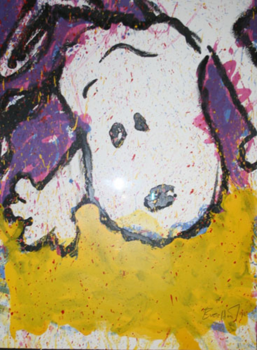 To Every Dog There Is a Season (Suite of 4) Limited Edition Print by Tom Everhart