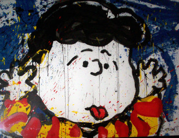 No Apologies 2000 Limited Edition Print by Tom Everhart