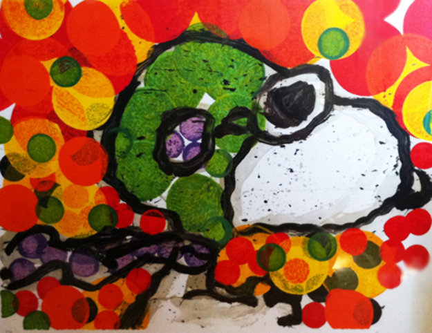 Synchronize My Boogie: In the Afternoon AP Limited Edition Print by Tom Everhart