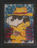 Undercover in Beverly Hills, California 1995 Limited Edition Print by Tom Everhart - 1