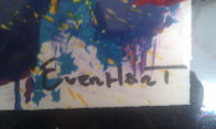 Undercover in Beverly Hills, California 1995 Limited Edition Print by Tom Everhart - 3