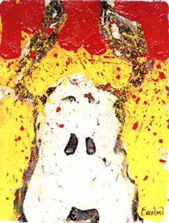 Watch Dog - Noon Limited Edition Print - Tom Everhart