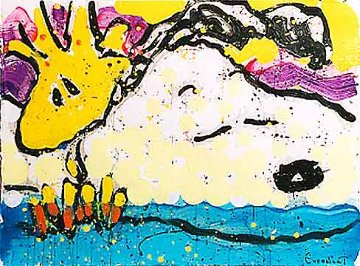 Boogie Bored 2003 Limited Edition Print by Tom Everhart