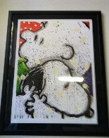 Get a Grip 2004 Limited Edition Print by Tom Everhart - 1
