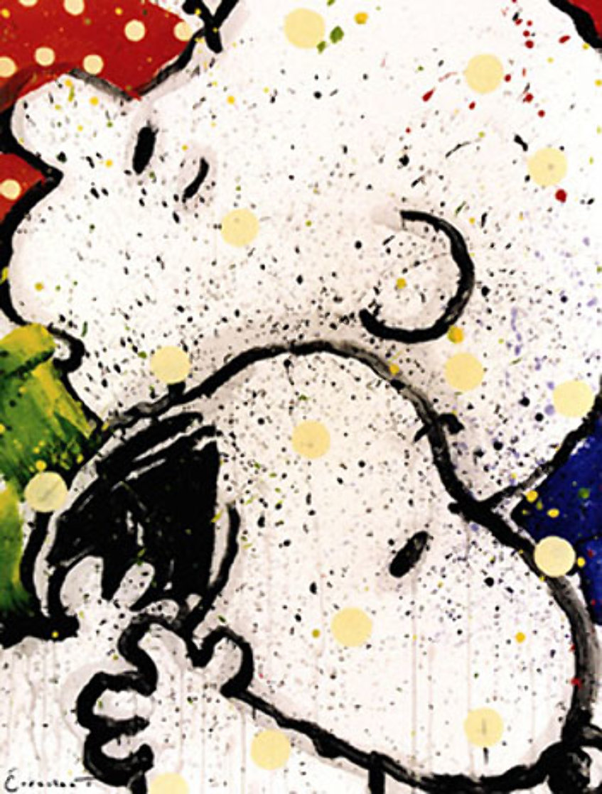 Get a Grip 2004 Limited Edition Print by Tom Everhart