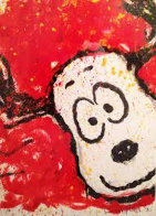 To Every Dog There is a Season 1996 Limited Edition Print by Tom Everhart - 0