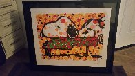 Play That Funky Music 2003 Limited Edition Print by Tom Everhart - 3